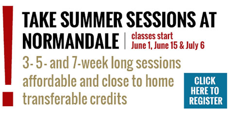 Register for Summer Classes at Normandale