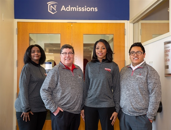 Admissions Reps at Normandale
