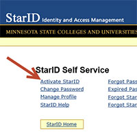 Activate Your Star ID Landing Page
