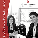 Normandale Application Form Cover