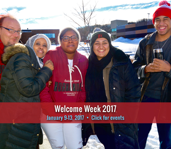 Welcome Week Spring 2017