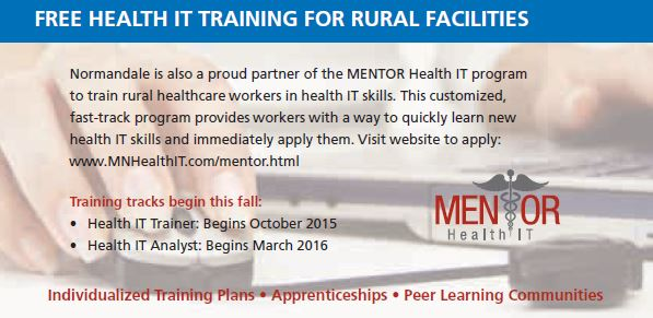 Health IT Training for Rural Facilities