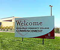 Commencement Location for Normandale Community College Graduation Ceremony