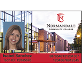 Normandale ID Card 2011