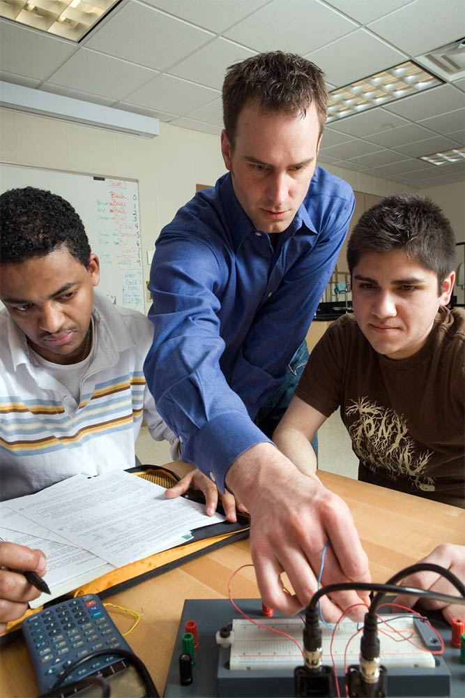 are subjects in college capitalized are engineering colleges really producing professionals