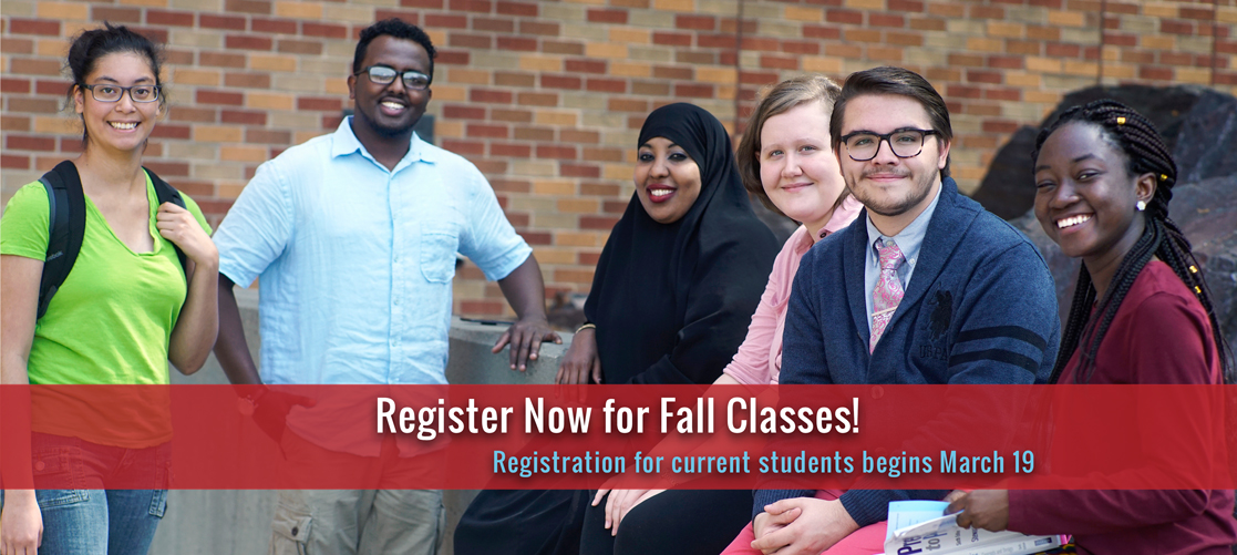 Register now for summer classes!