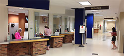 Business Office at Normandale Community College