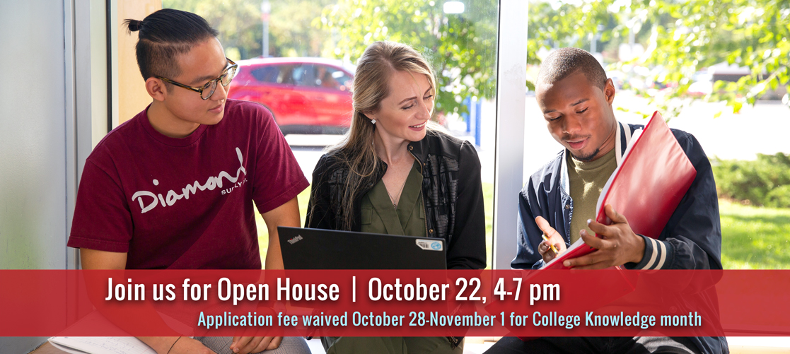 Join us for our Open House, October, 22