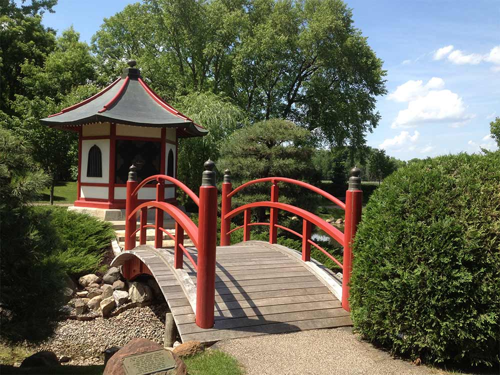 Japanese Garden Festival at Normandale, Saturday June 14.