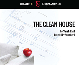 The Clean House and Dead Man's Cell Phone to start Normandale Theatre Season