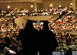 Commencement Ceremony Takes Place on May 18