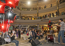 "The Normandale Community College Foundation is hosting ""Normandale Performs"" at Mall of America's Rotunda from 12 to 2 p.m. on October 11."