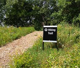 Normandale Hiking Trail