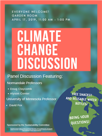 Climate Change Discussion