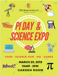 Pi Day & Science Expo