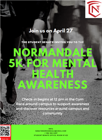 Normandale 5K for Mental Health Awareness