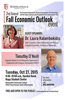 Fall Economic Outlook Event