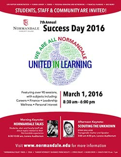 "Success Day - ""United in Learning"""