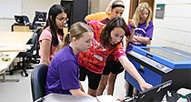 Normandale Stem Camp for Girls
